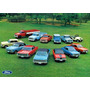 Kit Adesivos Pintura Ok Ford Galaxie/landau/ltd/500 1976-83