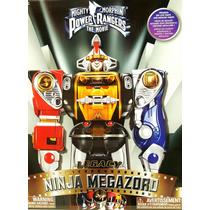 Figura Película Bandai Power Rangers Legacy Ninja Megazord