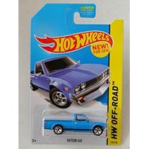 Juguete 2014 Hot Wheels Kmart Exclusivo Hw Off-road - Datsu