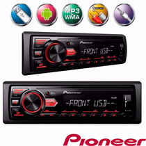 Mp3 Player Pioneer Mvh-88ub Pioneer 2016 + Barato Usb