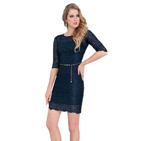 · Oferta Vestido De Fino Encaje Cherry De $1199 A $999