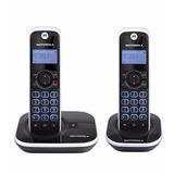 Telefono Inalambrico Motorola Doble Dect 6.0 Gate4500-2