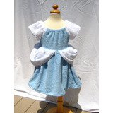 Toallas Princesas Vestidos Niñas Frozen Bella Minnie Azukiel