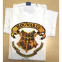 8860 Camiseta Mangas Curtas Hogwarts - Marca Side Play -