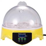 Incubadora De 7 Huevos Digital Entrega Inmediata Generica