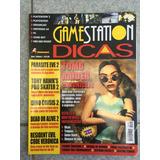 Revista Gamestation Dicas Tomb Reider Mortal Kombat N°1