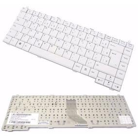 Teclado Lg R410 R480 R48 Model Ql6 Branco Br Ç Aeql6600010
