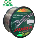 Linha Monofilamento Maruri Power Nylon 640 A 228mt- Promoção