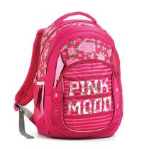 Mochila Juvenil Pink Yins Mj40541 - Oferta!