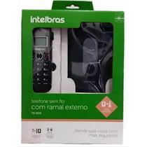 Telefone Sem Fio Com Porteiro Eletrônico Intelbras Tis 5010