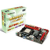 Tarjeta Madre Amd Biostar A780l3c Socket Am3
