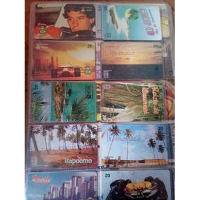 Telecartofilistas 300 Cartões Telefônicos Para Coleção