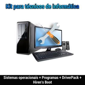 Kit 9 Dvds Técnico Em Informática Atualizado 2017 Via E-mail