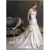 Vestido De Novia Casa De Moda Marysbridal - New York
