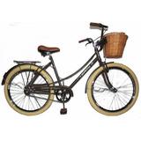 Bicicleta Retro Vintage Mod. Ceci Lindissima Promoção Top!!!