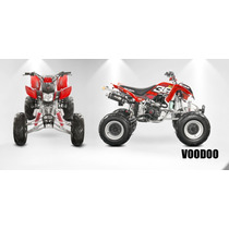 Cuatrimoto Carabela Voodoo 200