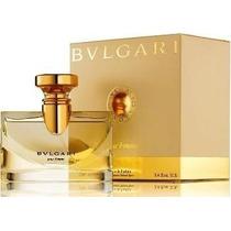 Perfume Bulgari Feminino -pour Femme Edp 100ml
