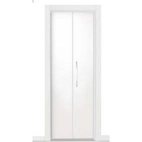 Porta Camarão Completa Lisa Branca 60cm