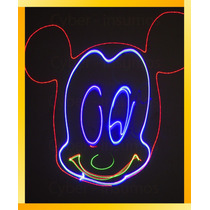 Laser B2000 Rgb Full Color 300mw Dmx Vea Video