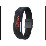 Relógio Pulseira Nike Digital Led Academia, Corrida + Frete