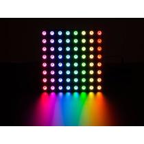 Kit Básico Led Pixel: Controlador + Fuente + Tira 50 Leds