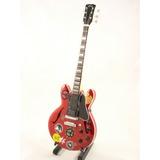 Mini Guitarras D Coleccion, Grandes Famosos, El Regalo Ideal