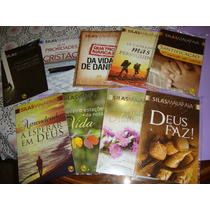 9 Livros Silas Malafaia ( Titulos Na Descrição ) Novos