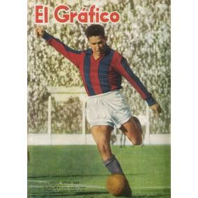 El Grafico 2094 Miguel Angel Ruiz San Lorenzo 6 Huracan 0