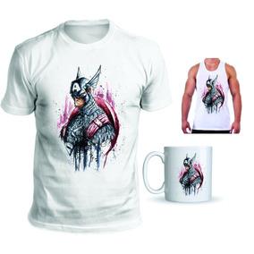 Kit De Canecas Infantil Mm - Camisetas Manga Curta para Masculino no ... 496b42b6529