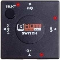 Switch Hdmi Led. Hdmi Switch 3 Puertos De Entrada