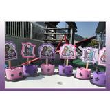 50 Lembrancinhas Monster High /mini Enfeite De Mesa