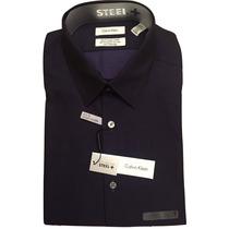Camisa Calvin Klein 15 1/2us O 40eur Non Iron Slim Fit