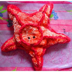 Estrella De Mar Titere De Peluche