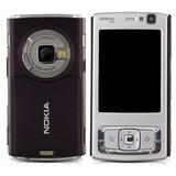 Carcaça Celular Nokia N95 1gb Completa + Teclado + Botões