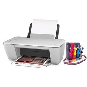 Impresora Multinacional Hp 1515 / Sistema De Tinta Instalado