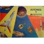 Figuritas Del Album Aviones Y Misiles Del Año 1972