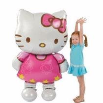 Natassja Globo Gigante Kitty Sofia Mickey Minnie Caminante