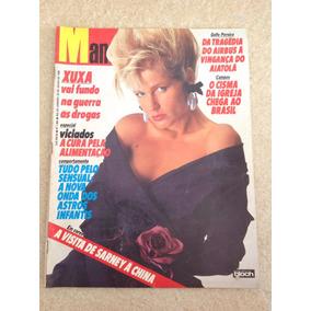 Revista Manchete 1892 Xuxa Angélica Simony Dominó Ano 1988