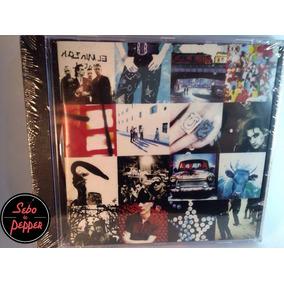 Cd U2 - Achtung Baby (lacrado) Muse, Coldplay