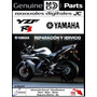 Manual Taller Reparación Yamaha Yzf R1 Español Original