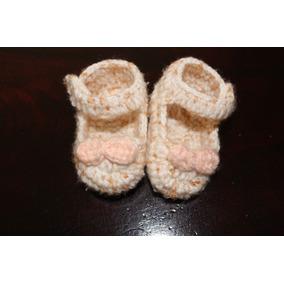 Zapatitos En Crochet Para Bebe
