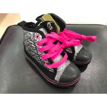 Botas Zapatos Para Niñas T Converse Vans Nike Skechers