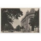 Foto Postal, Banco De La Provincia, Mendoza