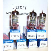 Valvulas Electronicas Ecc85 6aq8 B719 6l12 Nos Tungsram