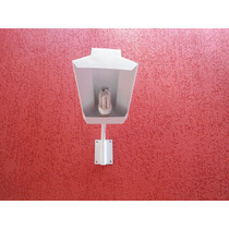 Luminaria Aço Bras Para Uso Externo
