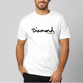 Camiseta Diamond Supply.co - Melhor Qualidade