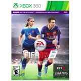 Nuevo Y Sellado En Español Liga Aguila Fifa 16 Xbox 360