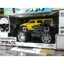 Caminhonete Pick-up Jeep Jumbo Hummer Rc Mp-3 V Etaqui