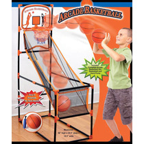 Mini Juego Arcade De Basketball Para Niños Divertidisimo!