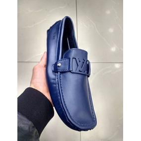 Zapatos Mocasine Caballero Louis Vuitton